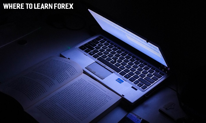 where to learn forex